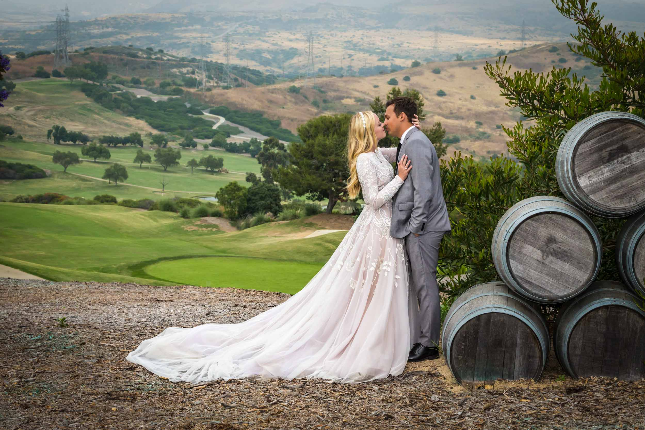 Bella Collina San Clemente Wedding Kadyn J osh Smith