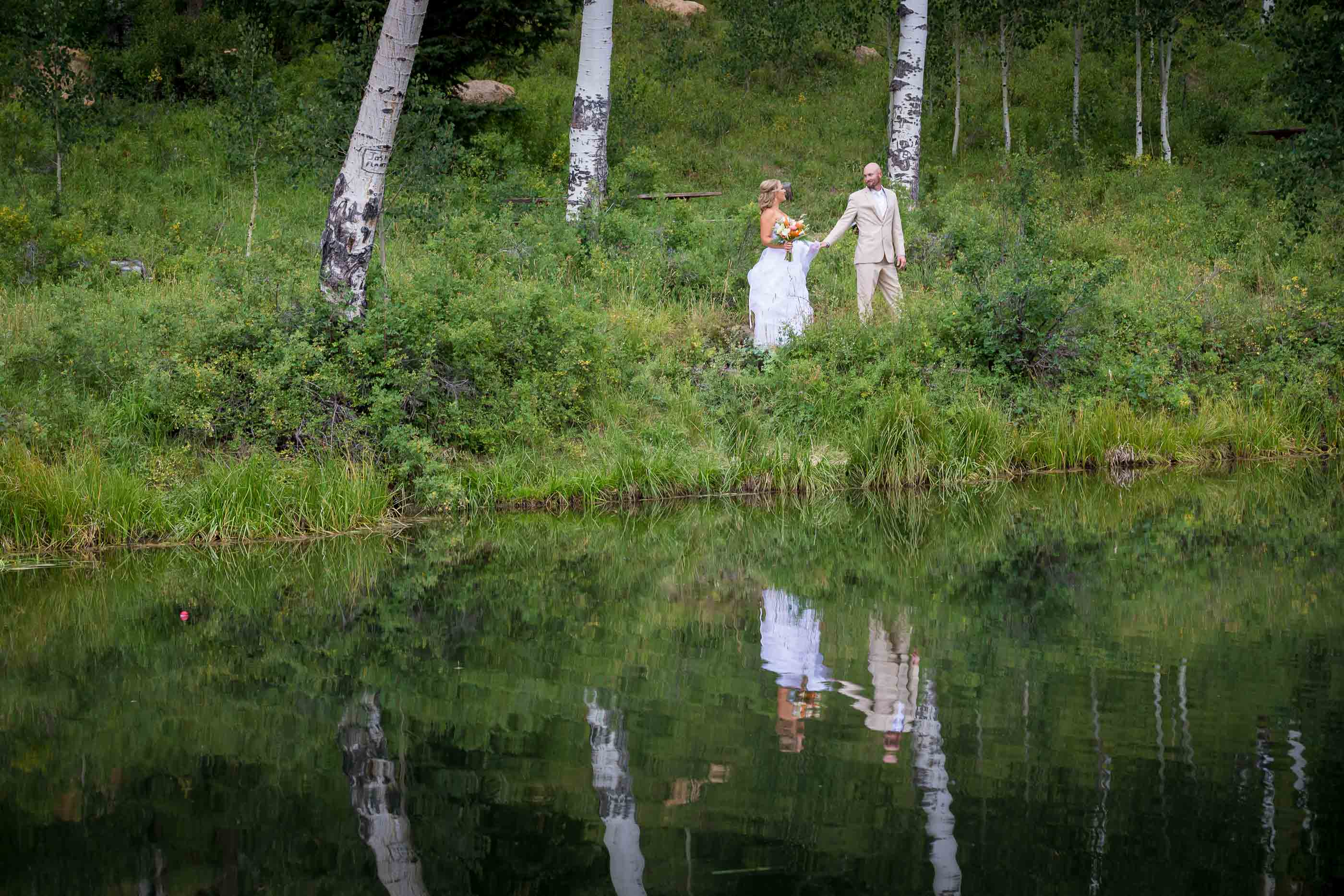 Cedar City Mountain Wedding