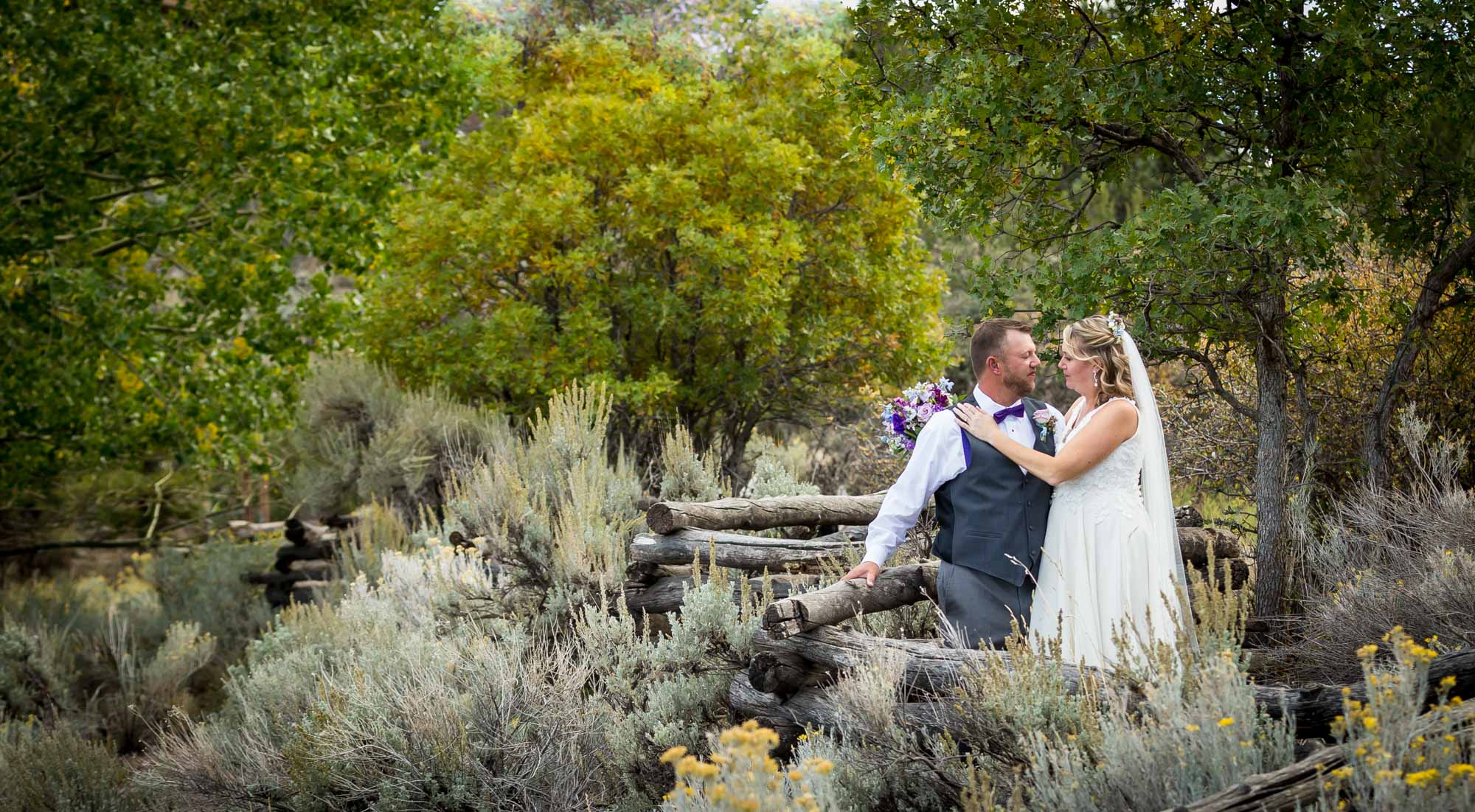 Erin Derek Wedding Kolob Canyon Ranch