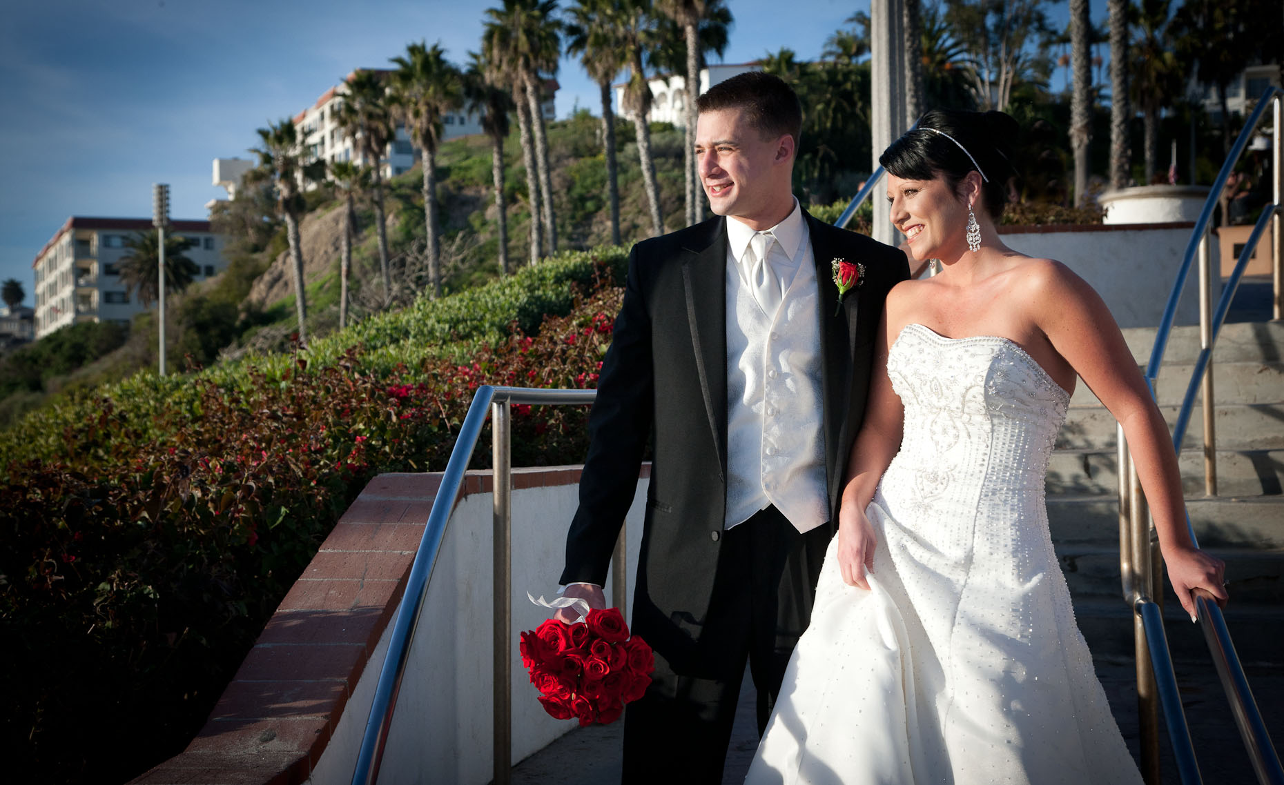 San Clemente Wedding Pier California